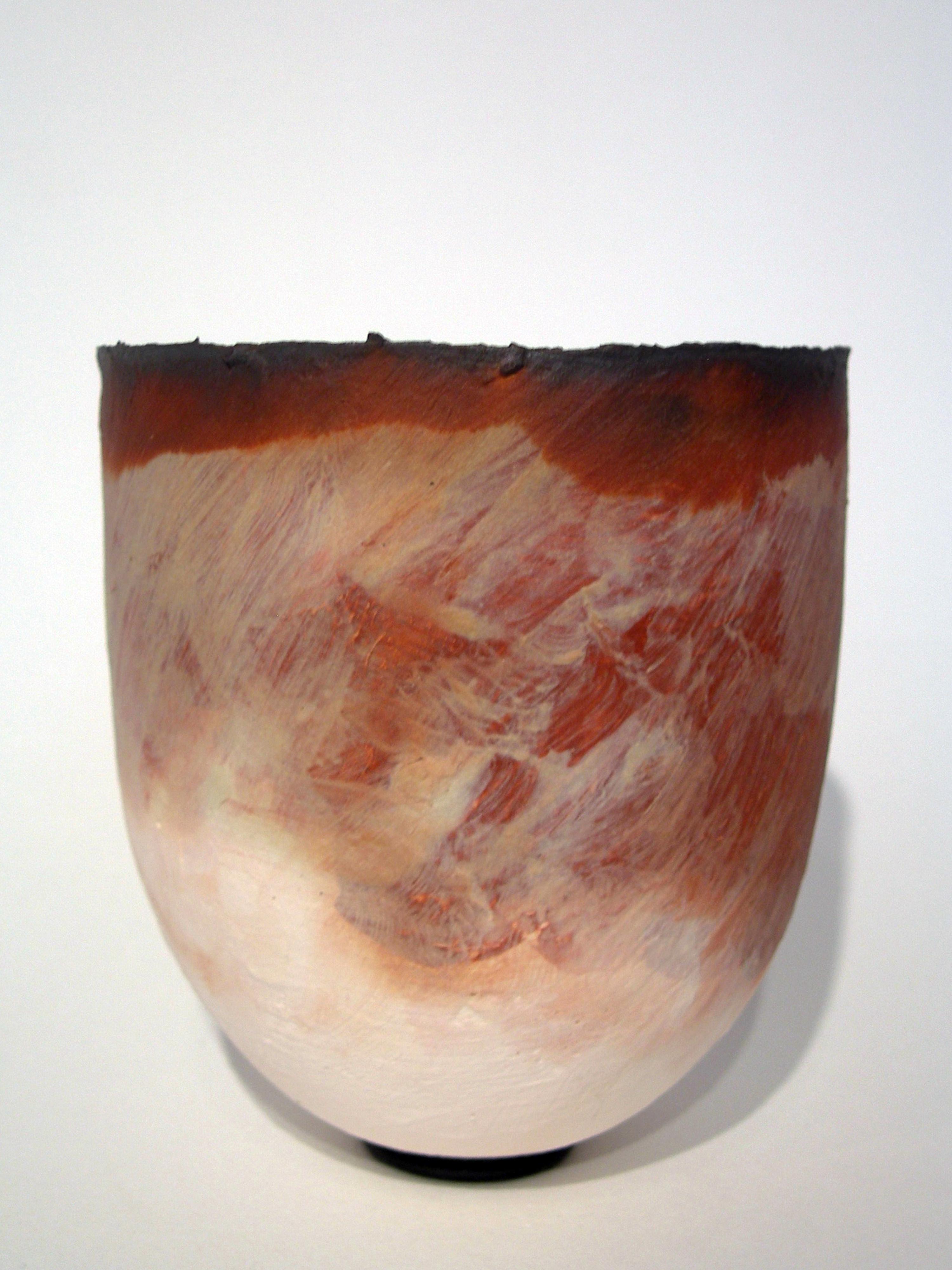 bol papier porcelaine au fer